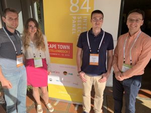 Eкипът на българския офис на Еndeavor и създателите на Novalogy