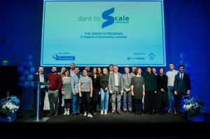 Dare to Scale Final Event